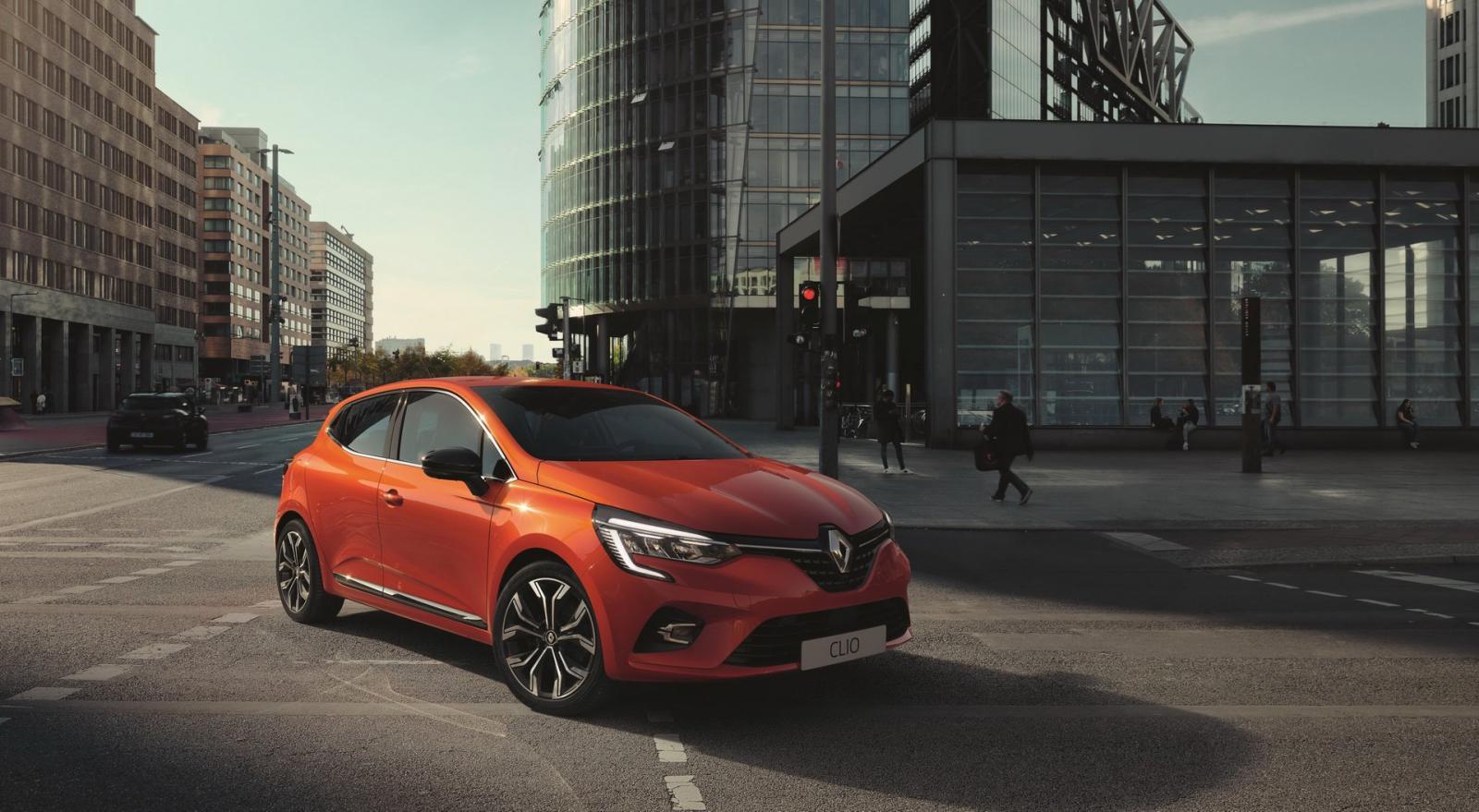 Renault Clio 2020