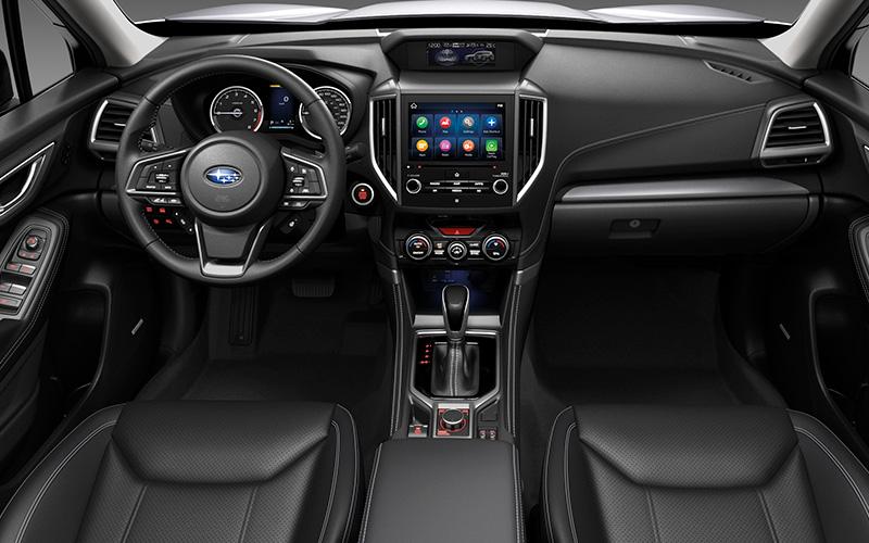 Subaru Forester 2019 interior