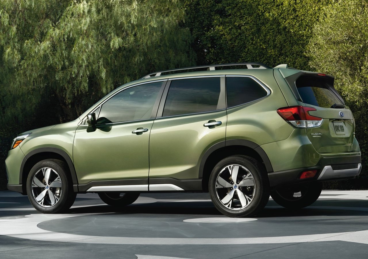 Subaru Forester 2019 lateral