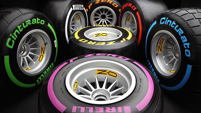 ¿Cómo se fabrican los neumáticos para Fórmula 1?