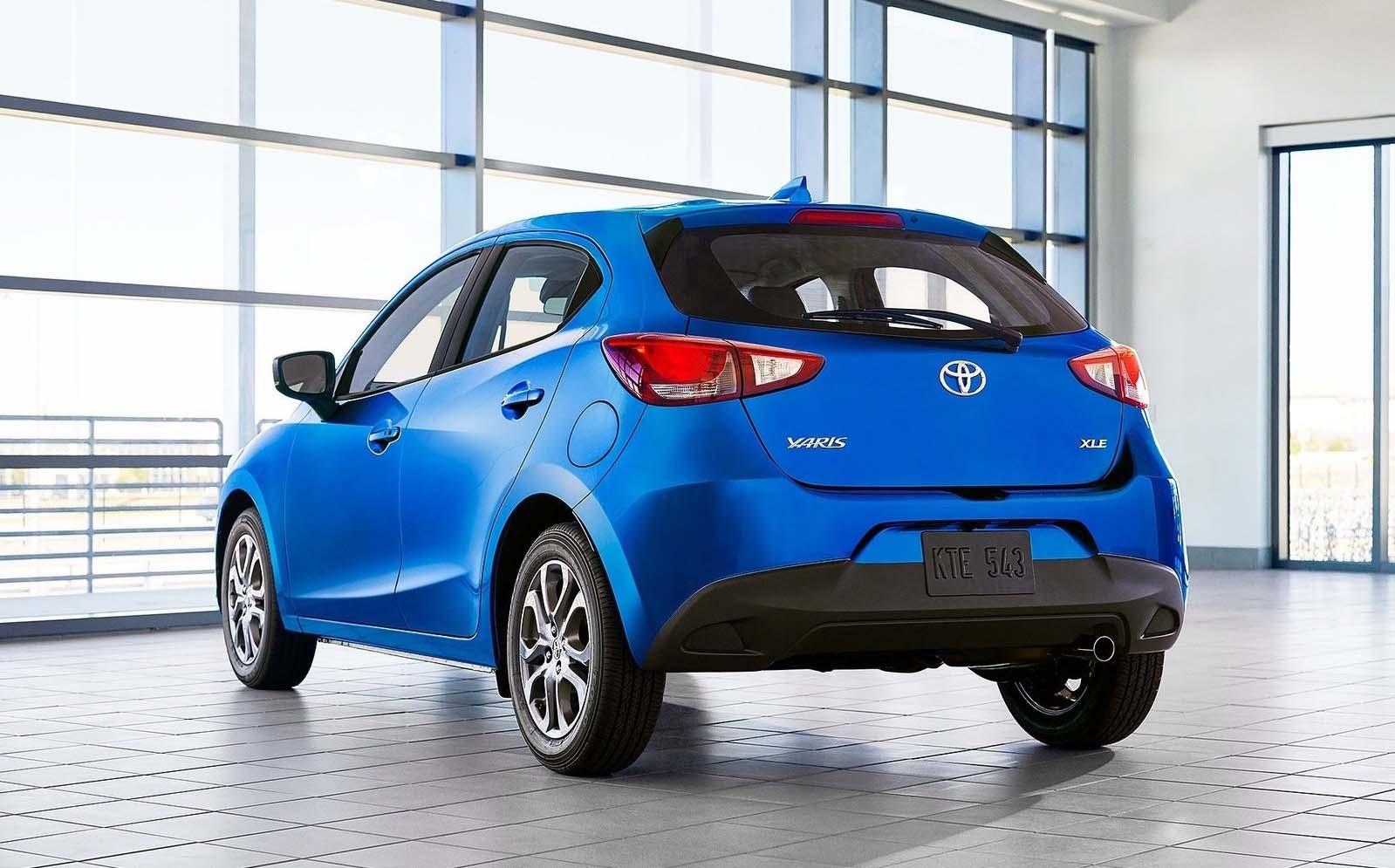 El Toyota Yaris Hatchback 2020 encaja perfecto con el lenguaje de diseño de la marca