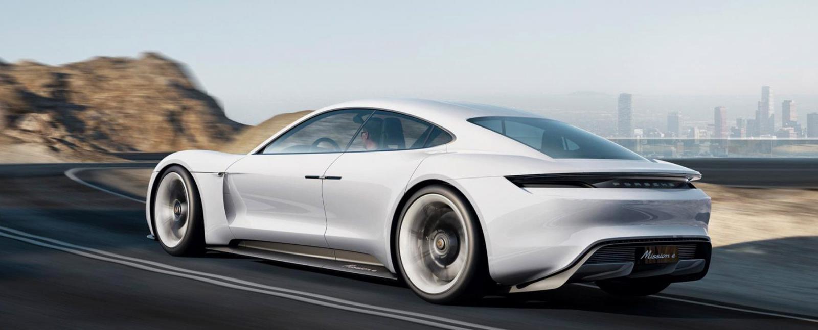 El Porsche Taycan ya tiene fecha de lanzamiento