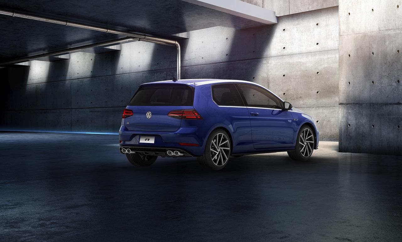Ya llegó a México el nuevo Volkswagen Golf R