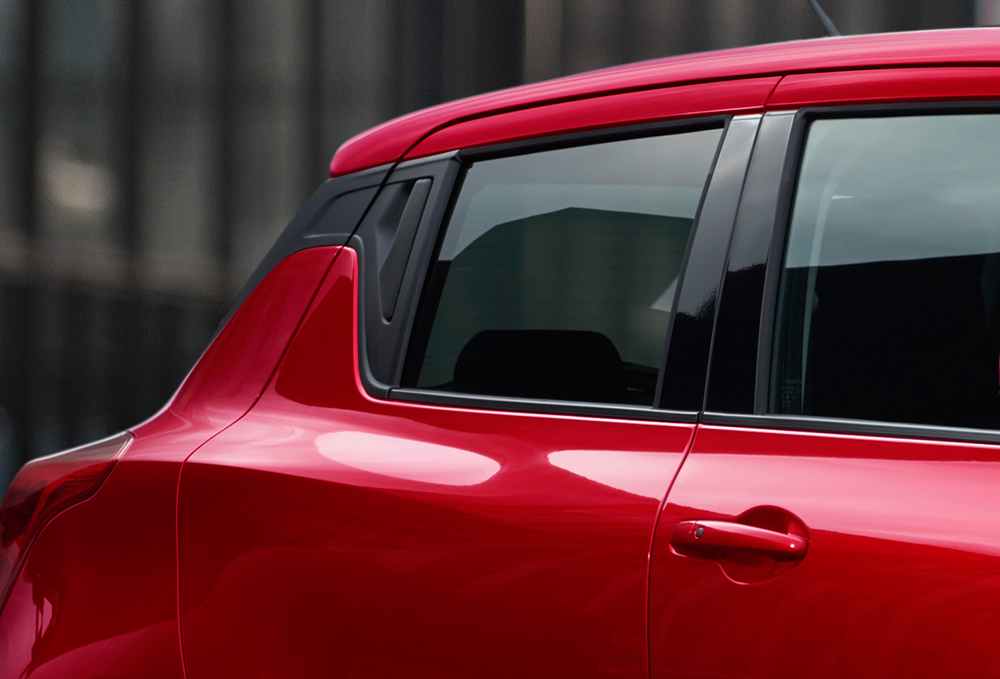 Suzuki Swift 2019 puertas