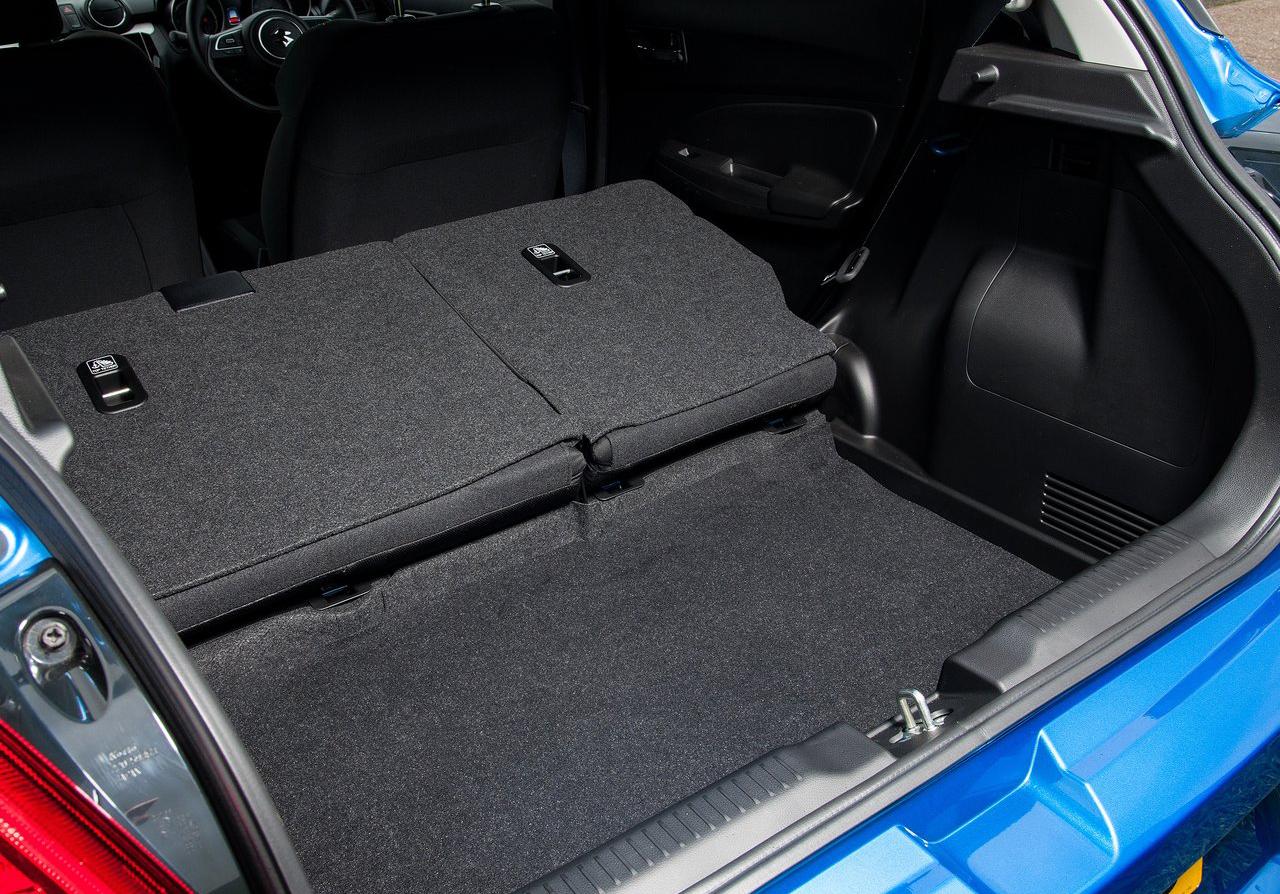 Suzuki Swift 2019 cajuela