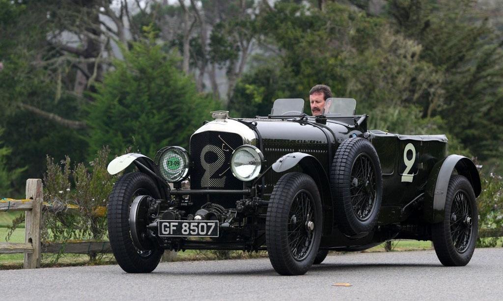 El Bentley Speed Six fue una versión mejorada que reemplazó al prestigioso Bentley de 6.5 litros