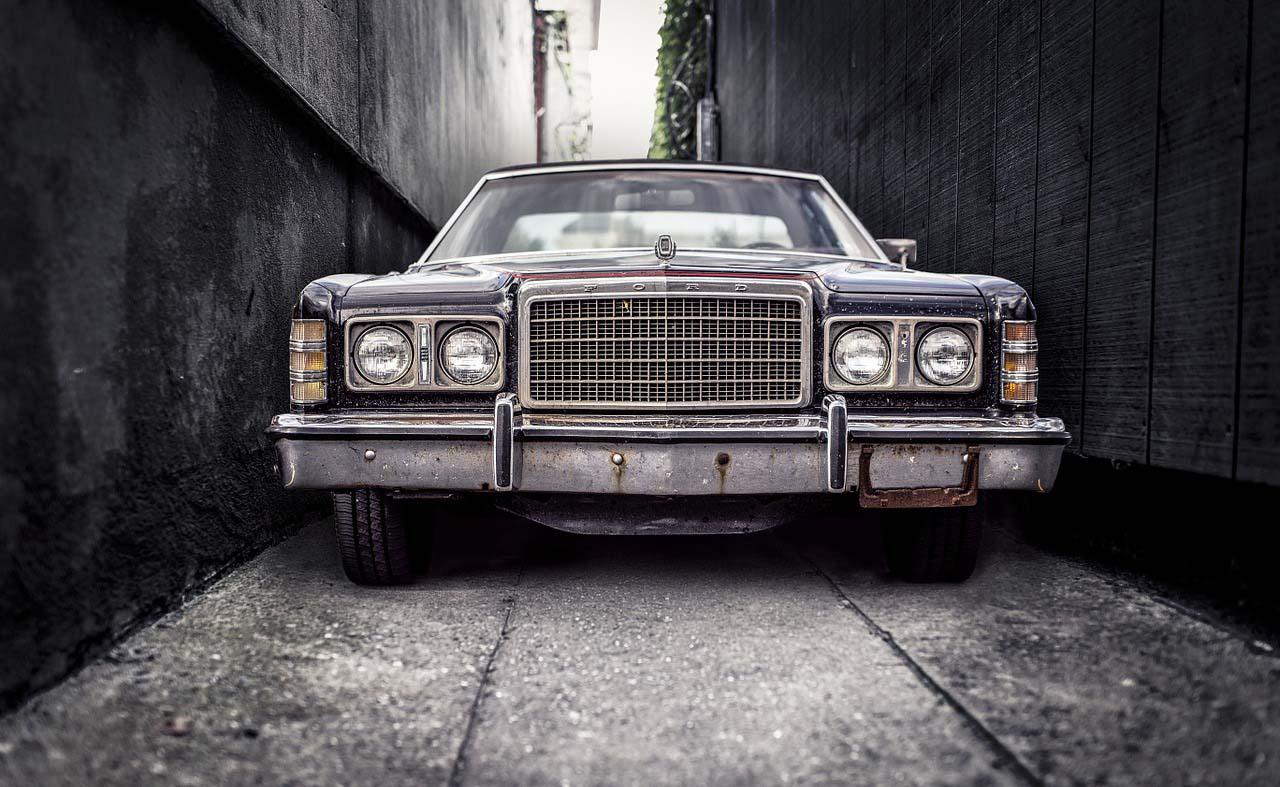 Los autos antiguos pueden tener una placa especial