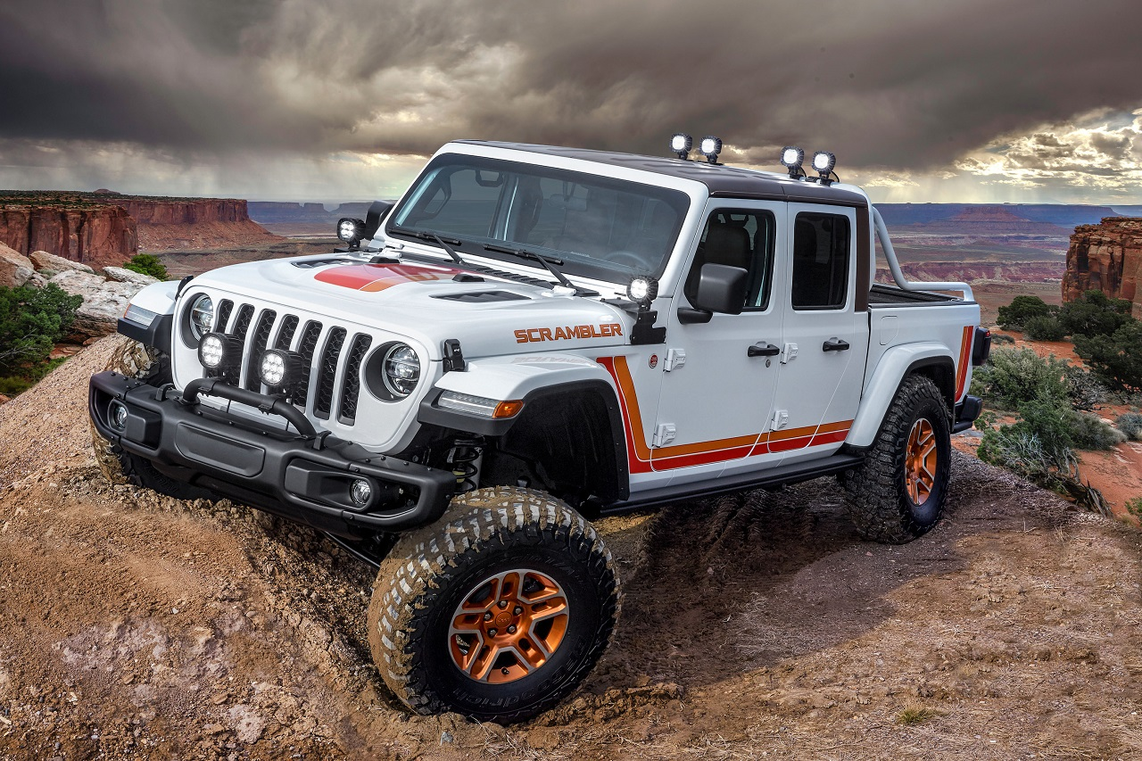Easter Jeep Safari 2019: 6 conceptos increíbles de la marca todoterreno