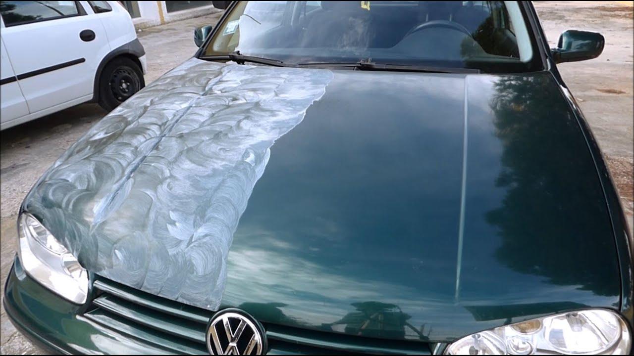 ¿Cómo y cuándo debes encerar tu auto?
