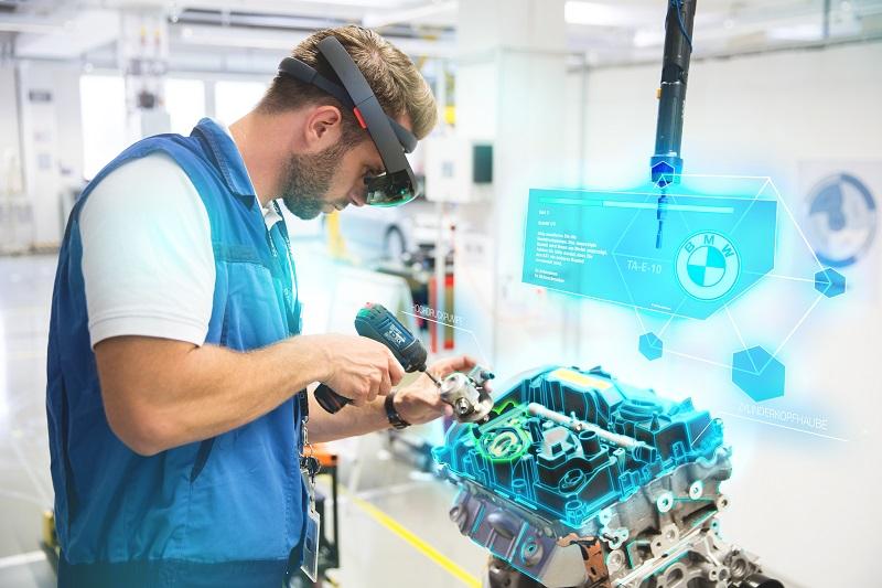 BMW Realidad aumentada