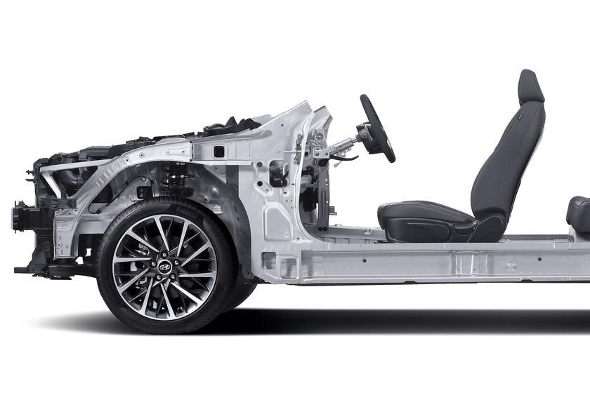 La plataforma de Hyundai es más segura que la anterior