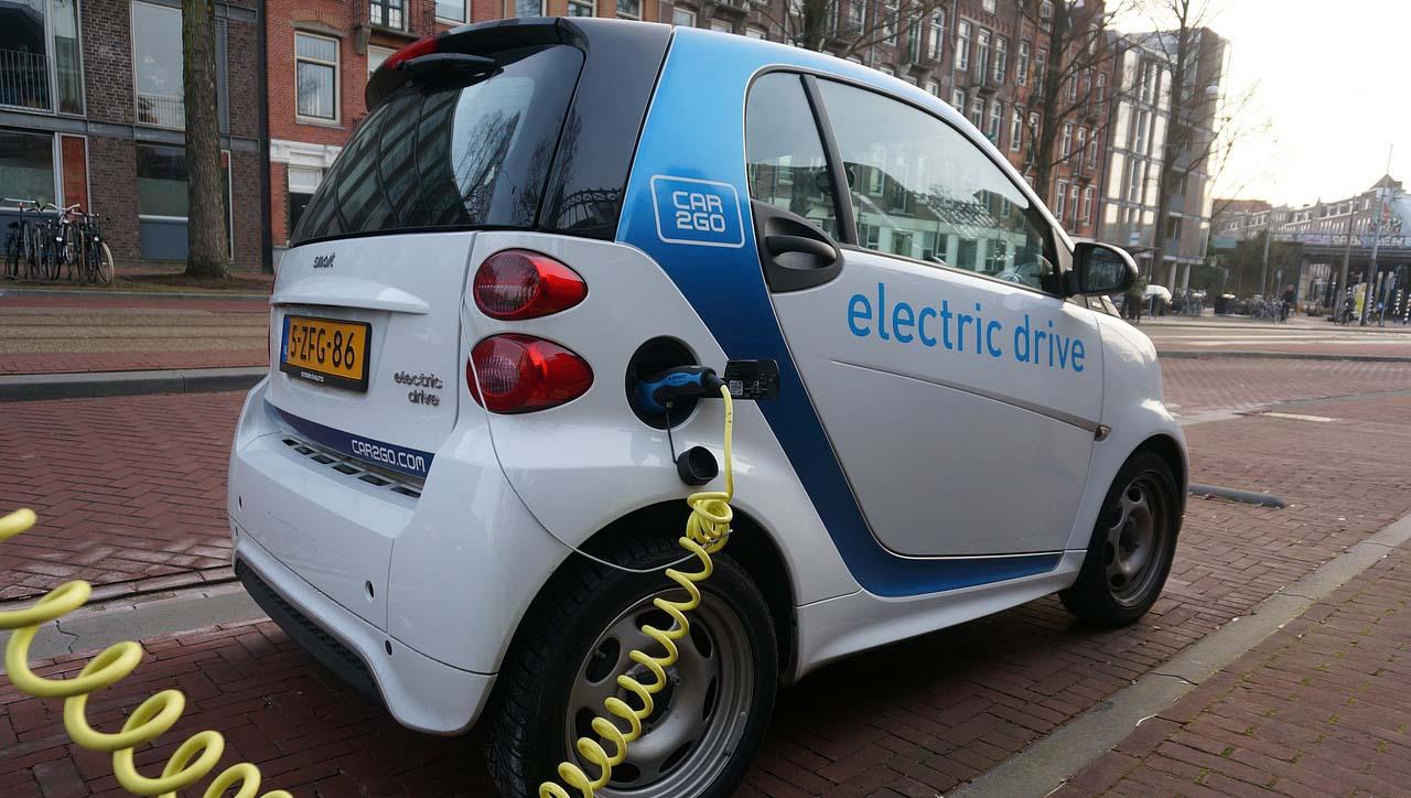 Los autos eléctricos ya son una realidad en la industria automotriz de China