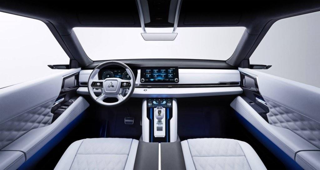 Mitsubishi E-YI Concept, la SUV eléctrica se prepara para la conquista de China