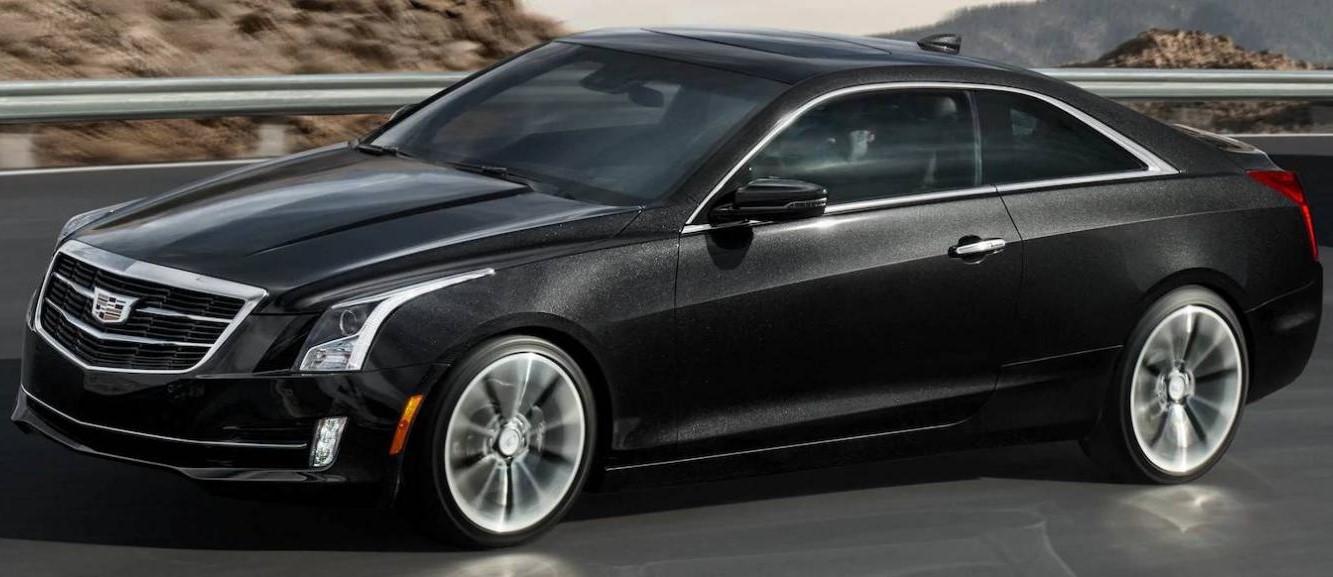 Cadillac ATS Coupe 2019 precio en México