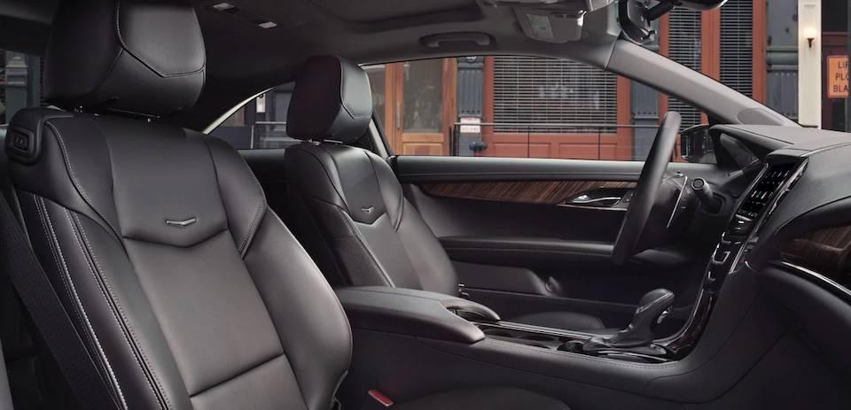 Cadillac ATS Coupe 2019 precio en México interior