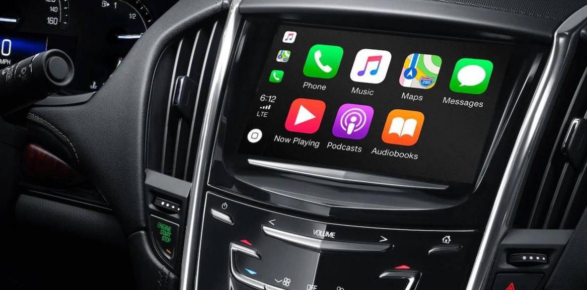Cadillac ATS Coupe 2019 precio en México sistema de infotenimiento