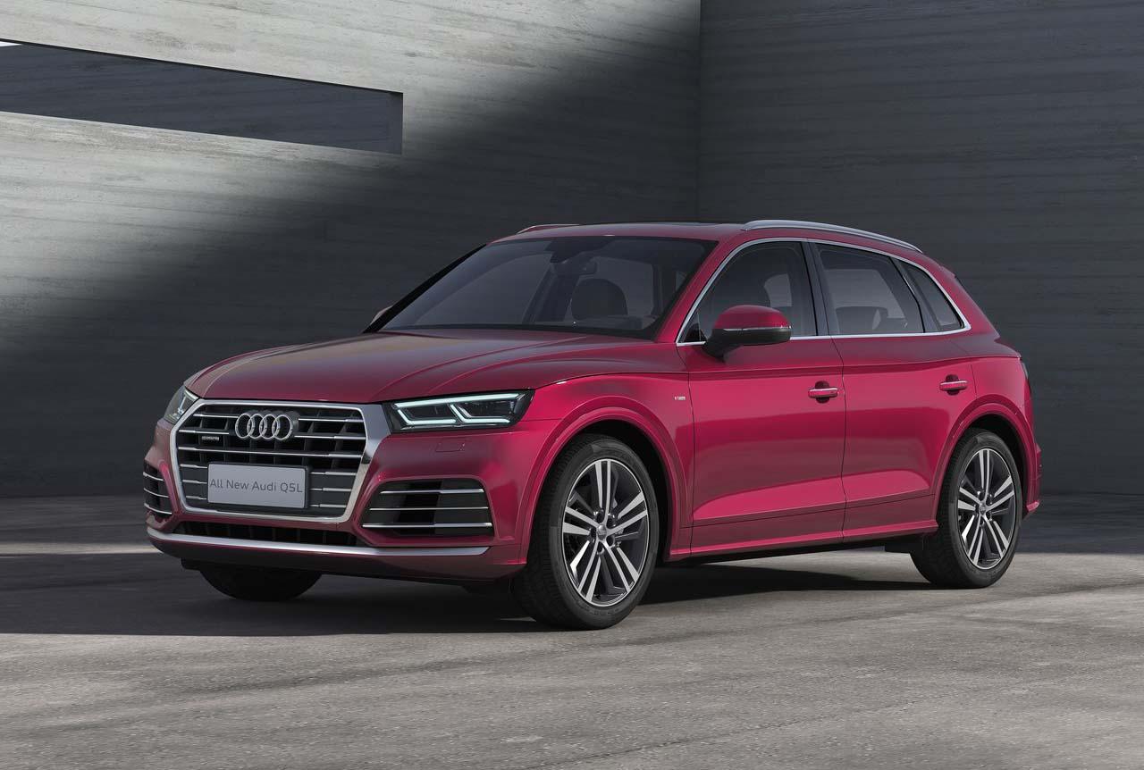 La Audi Q5 es fabricada en la planta de Puebla
