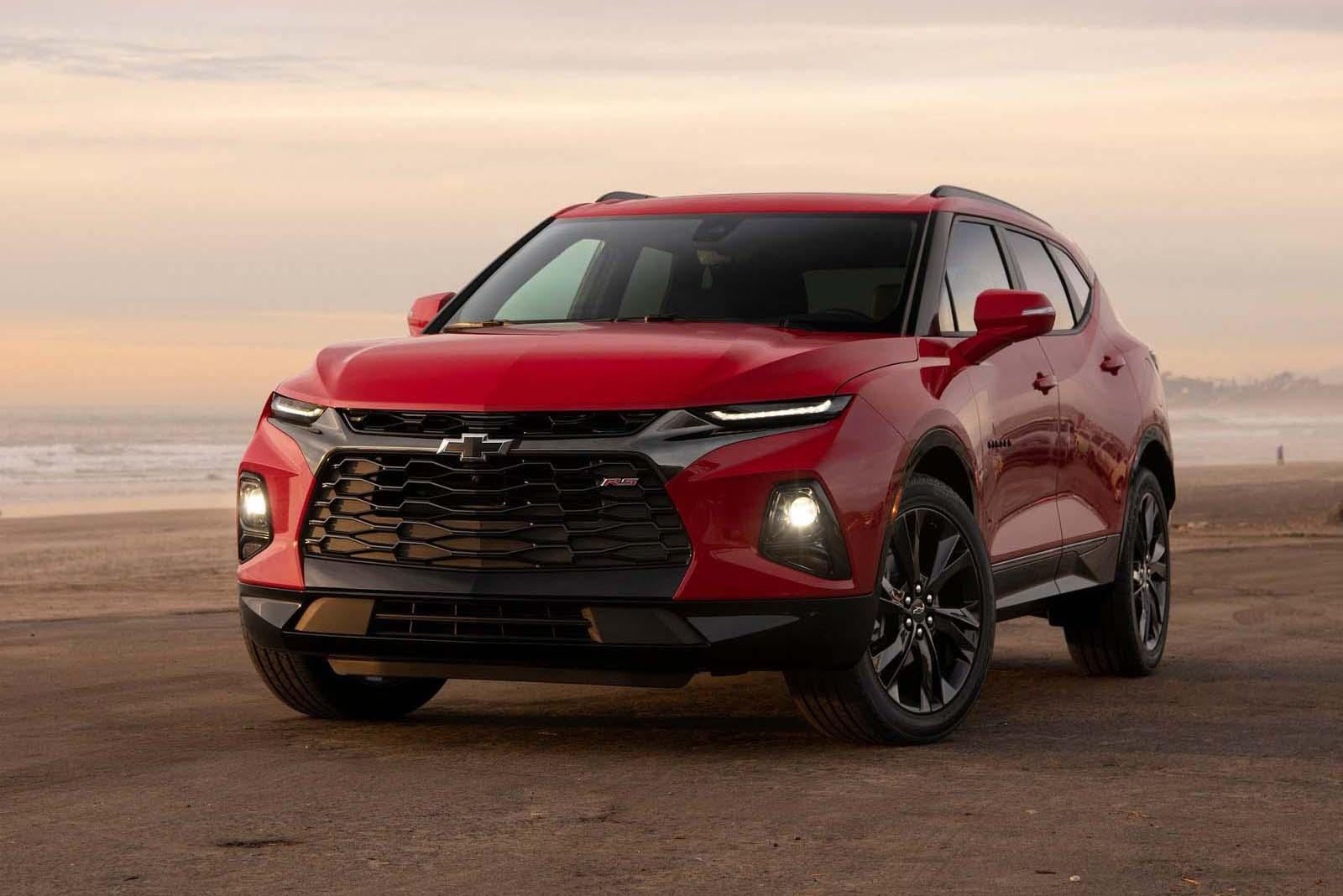 La Chevrolet Blazer es fabricada en la planta de Coahuila