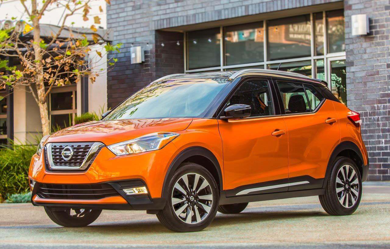 La Nissan Kicks comenzó a cruzar la frontera a Estados Unidos en 2017