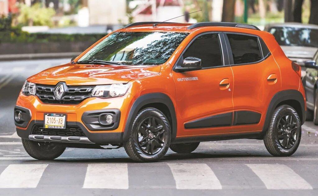 Renault Kwid 2019 Precio En México