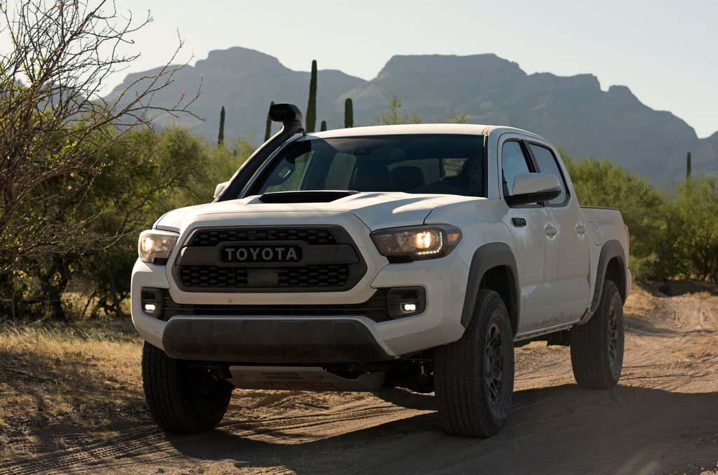 Ha aumentado la producción de la Toyota Tacoma en la planta de Baja California