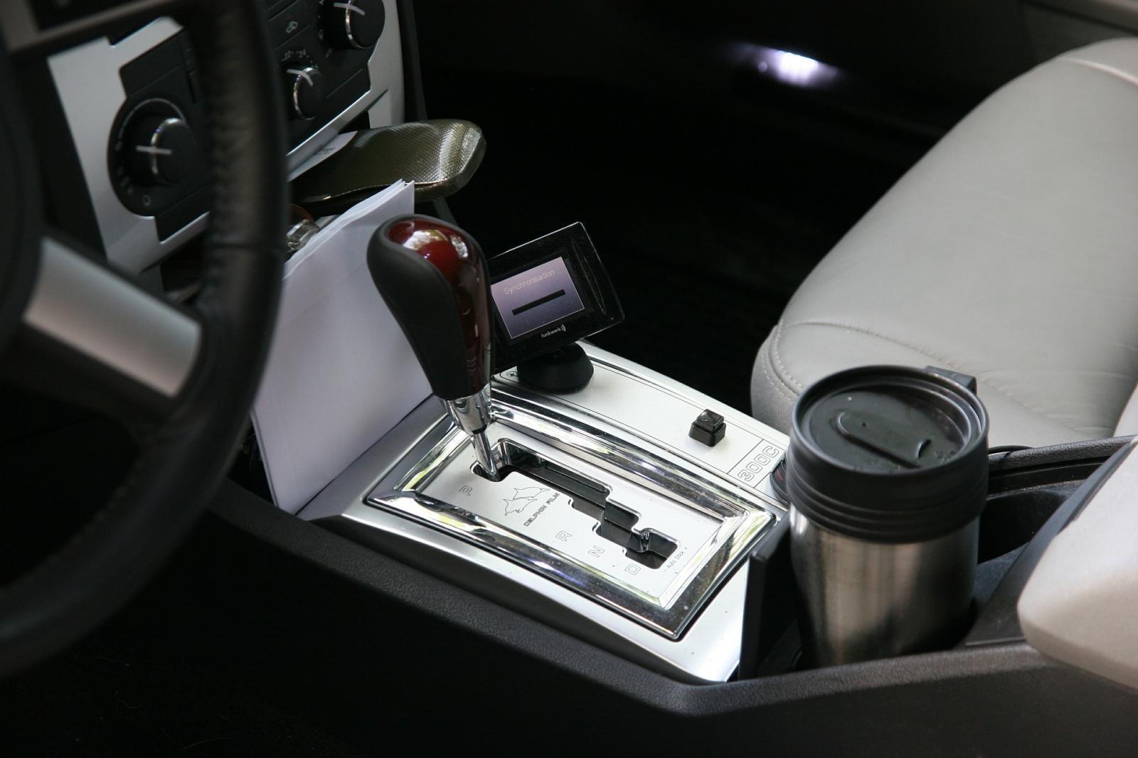Palanca coche automático
