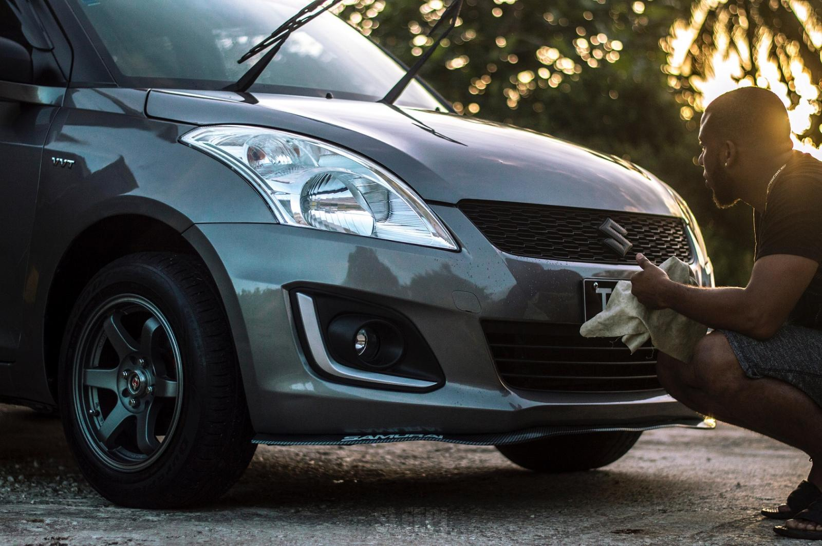 5 tareas fáciles para mantener siempre tu auto limpio