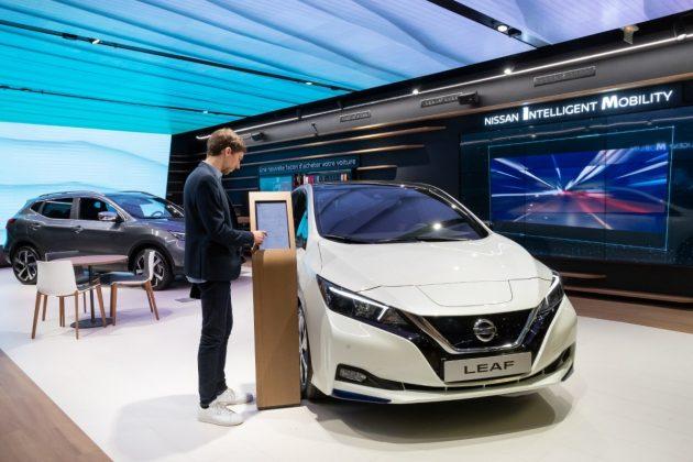 Nissan aspira a aumentar sus ventas con los City Hubs en centros comerciales