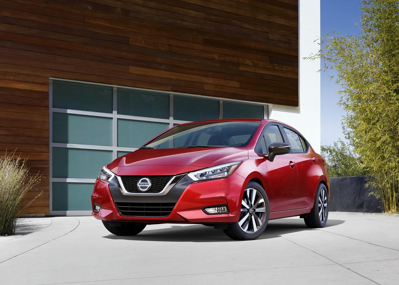 Nissan Versa 2020, el subcompacto japonés se renueva y ...