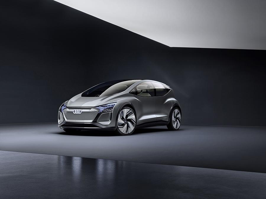 Audi AI:ME autónomo