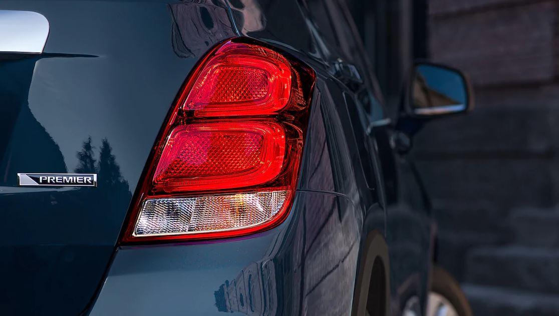 Chevrolet Trax 2019 trasero