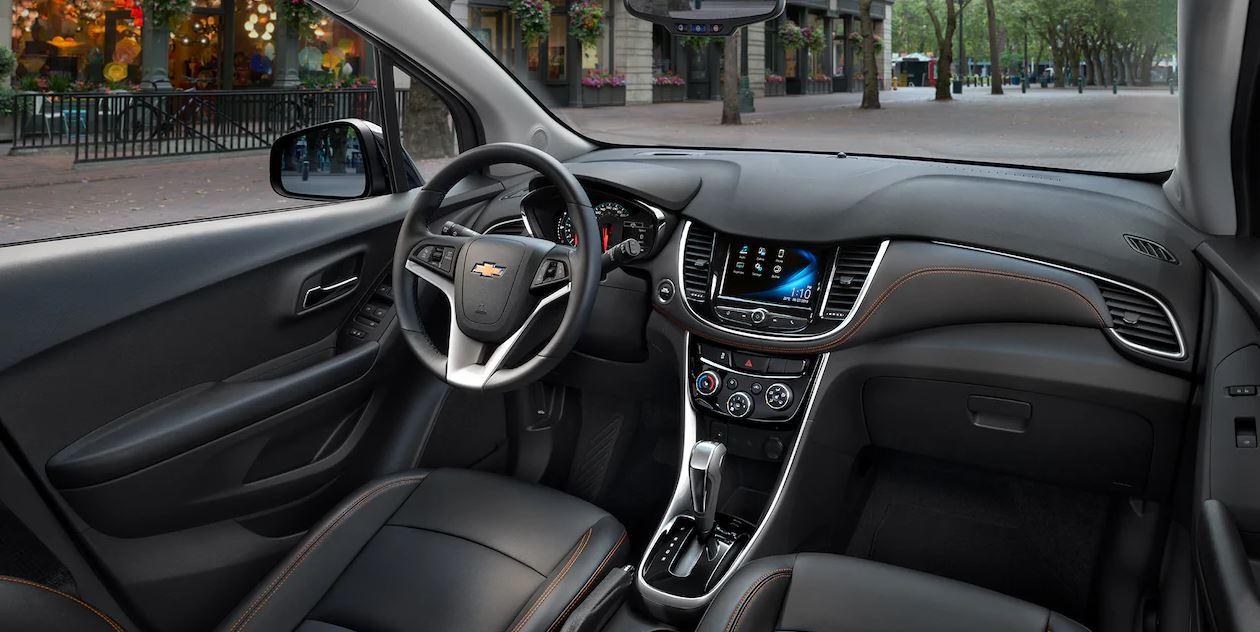 Chevrolet Trax 2019 interior
