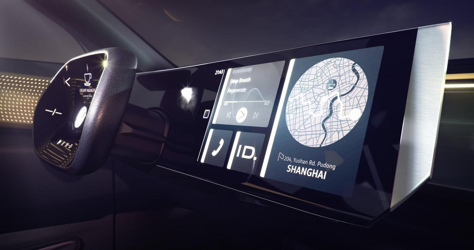 La Volkswagen I.D. Roomzz tendrá nivel de autonomía 4