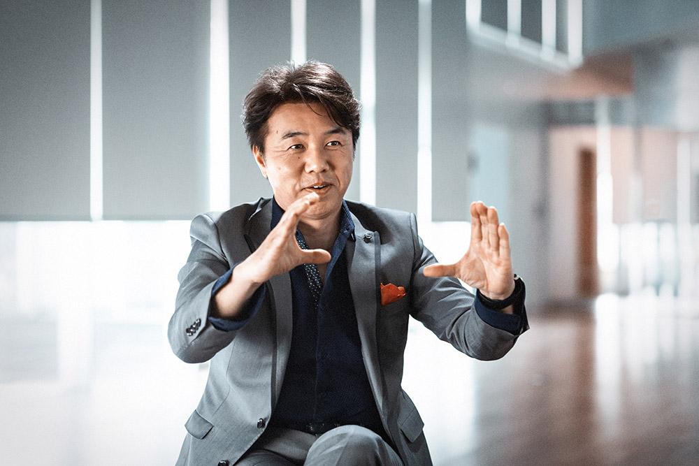 Shinchiro Irie Nissan