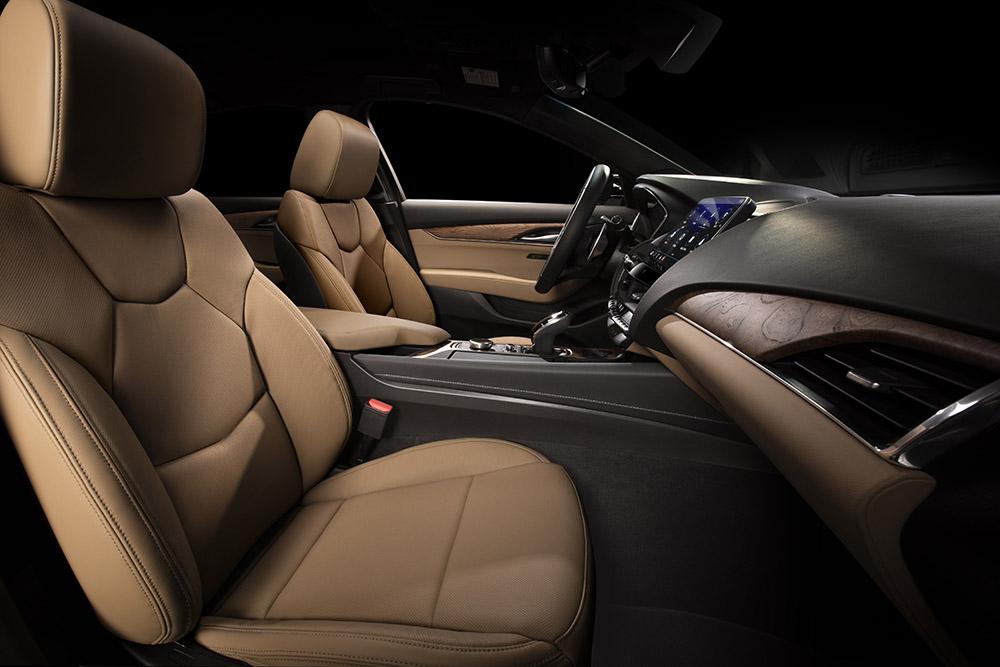 Cadillac CT5 interior