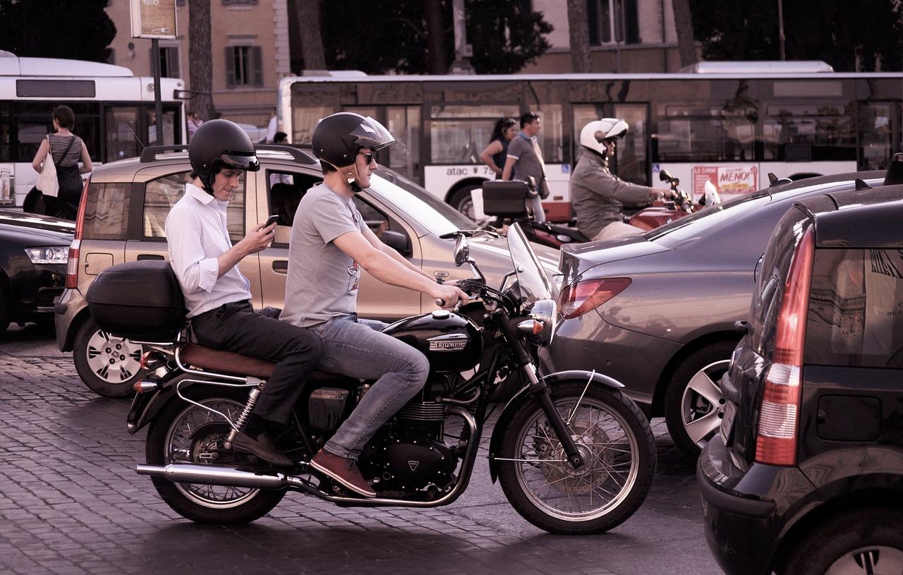 10 reglas para convertirte en un motociclista ejemplar