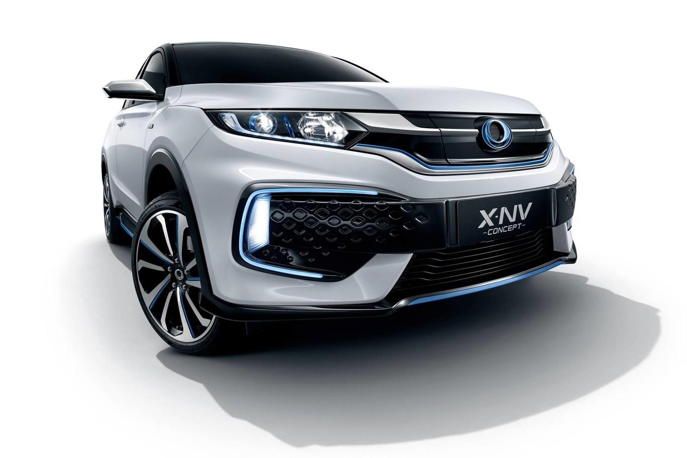 La Honda X-NV podría convertirse en una versión de producción