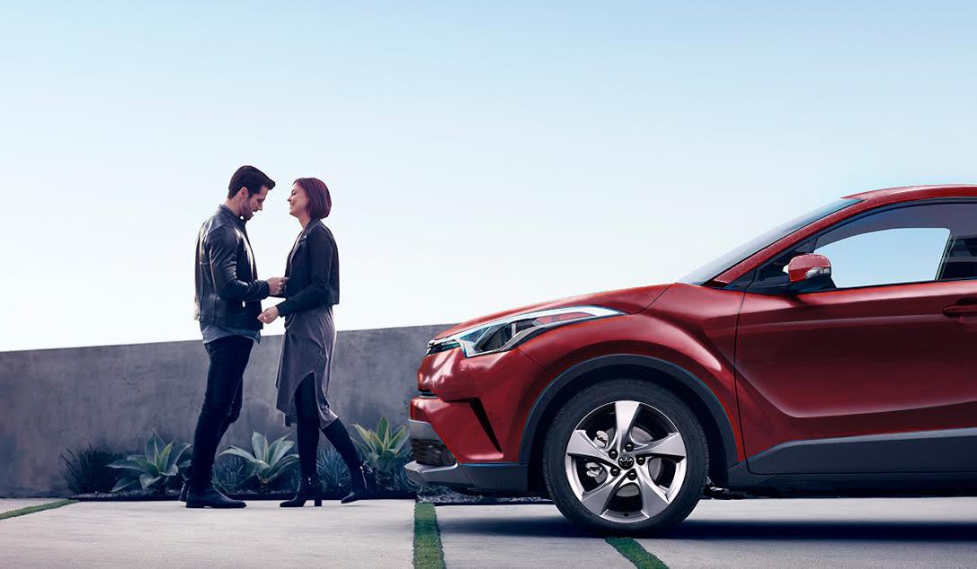 La Toyota CHR 2019 refinó algunos detalles, dando un paso adelante en materia de diseño