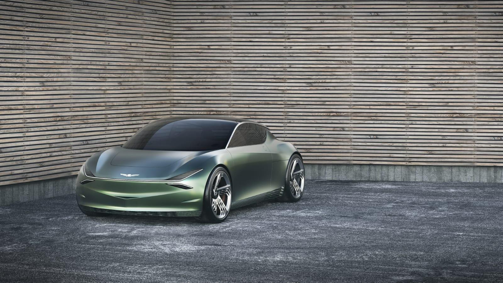 Genesis Mint Concept, el deportivo compacto para la gran ciudad