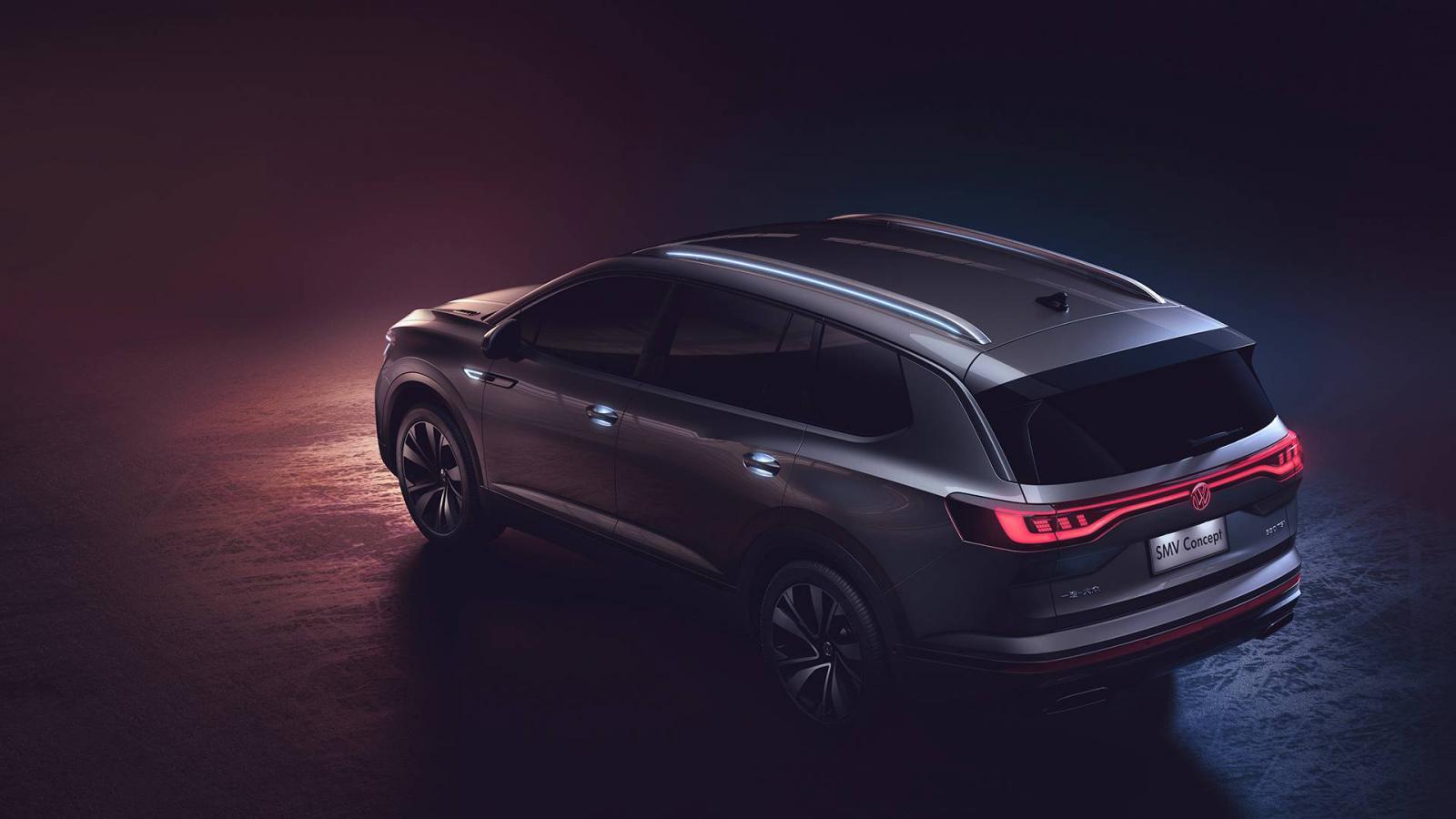 Volkswagen SMV Concept