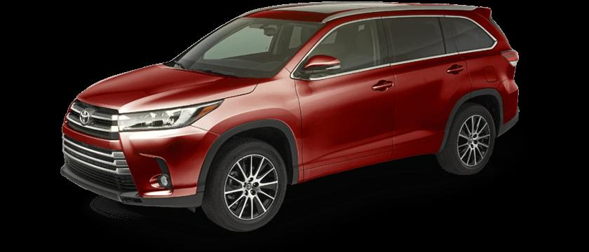 La Toyota Highlander Limited BR 2019 perfecciona algunos elementos de su diseño exterior