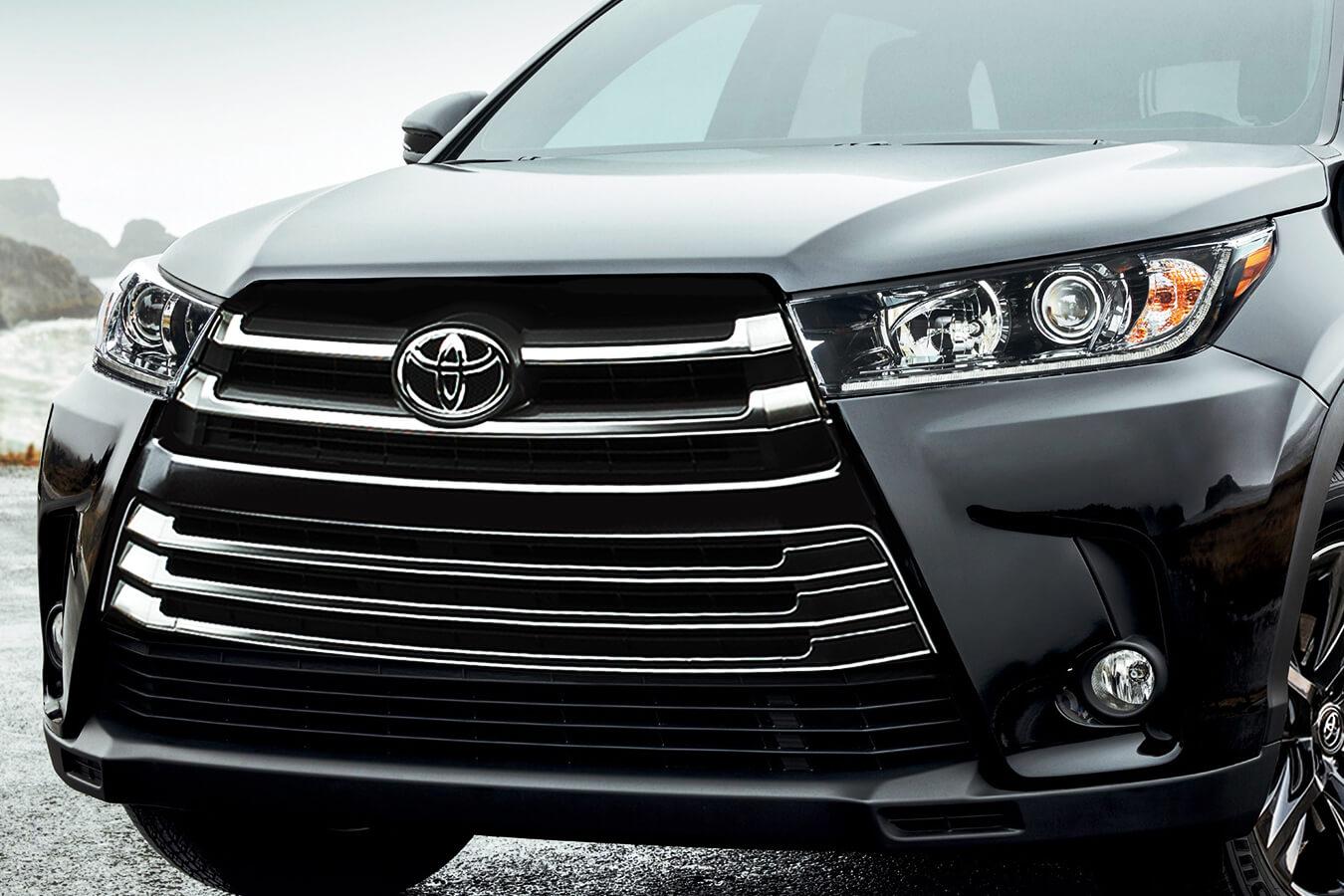 La Toyota Highlander Limited BR 2019 es muy práctica y funcional para familias numerosas