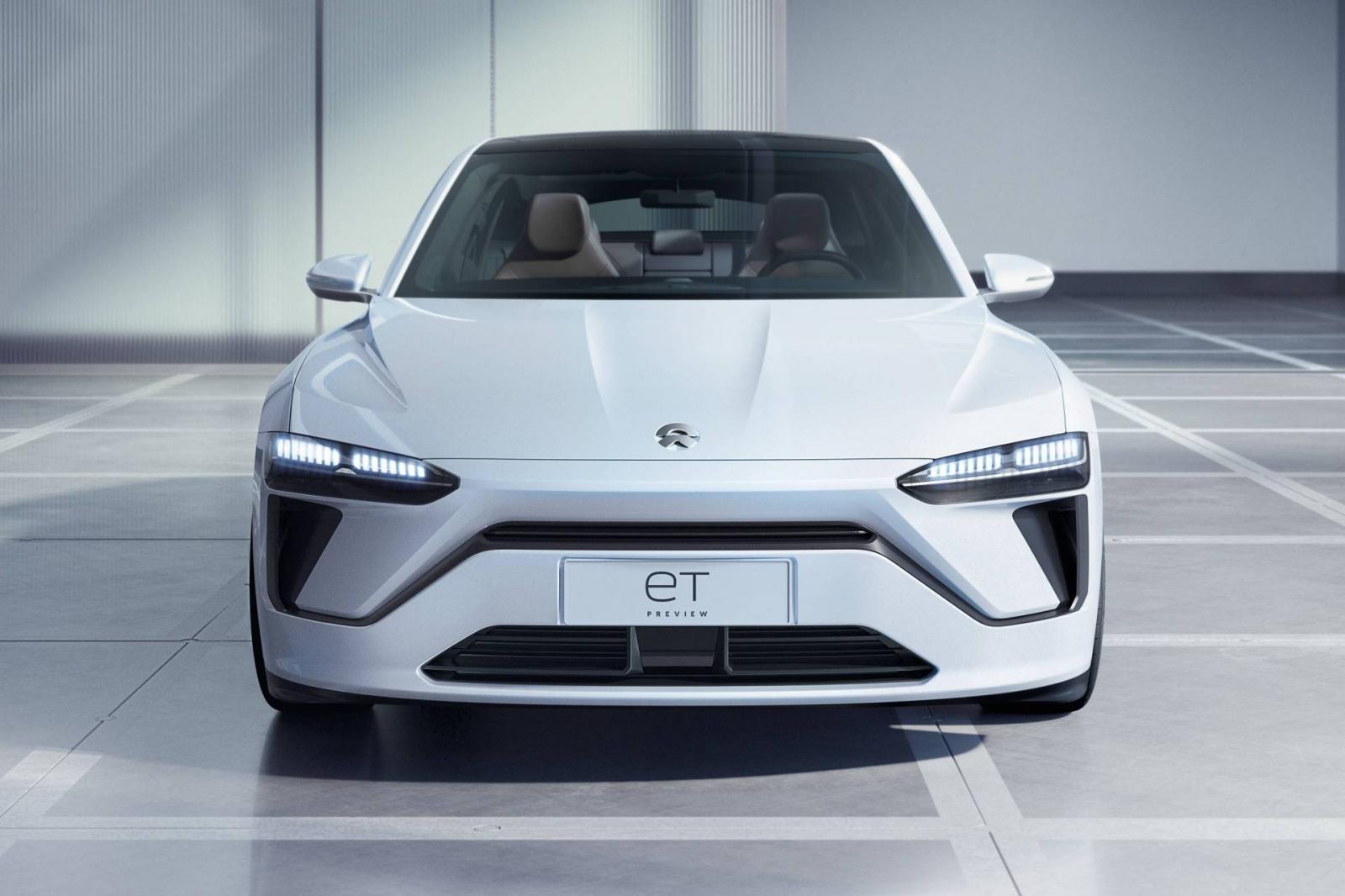 El Nio ET Preview es un sedán que tiene argumentos para competir contra el Tesla Model 3