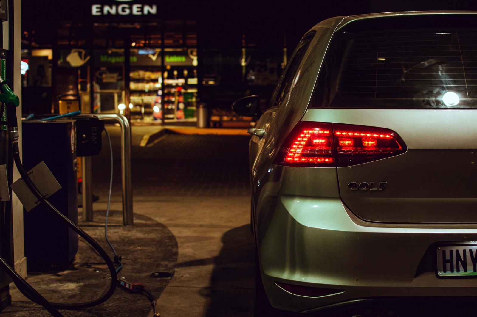 El gas natural es más económico que la gasolina