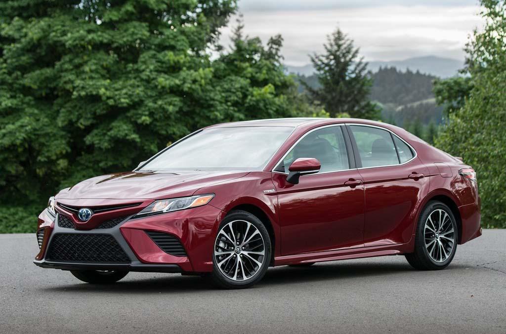 El Toyota Camry 2018 fue de los mejor evaluados en el estudio de JD Power