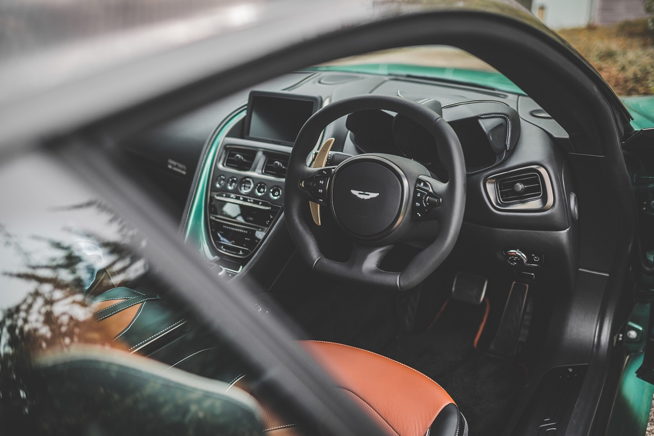 Aston Martin DBS 59: 24 unidades para conmemorar al campeón de Le Mans