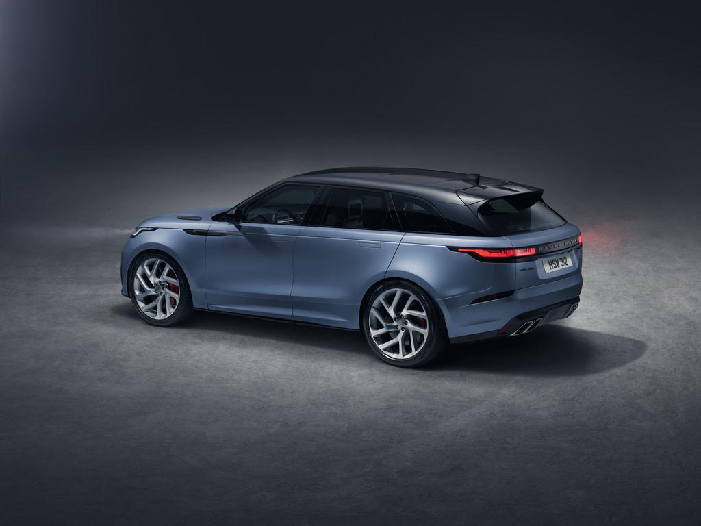 [Auto Show de Nueva York] Debut en NY de la Range Rover Velar SVA Dynamic Edition