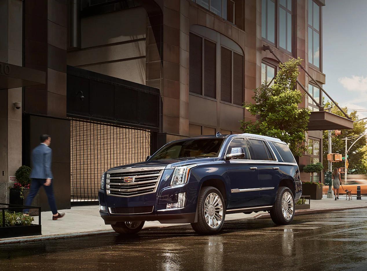 Cadillac registró un incremento importante en sus ventas en el mercado chino