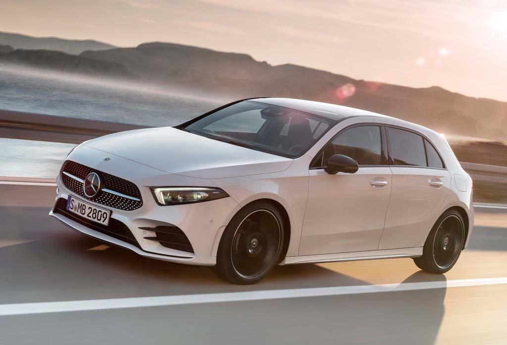 El Mercedes-Benz Clase A ya se está produciendo en la planta Compass de Aguascalientes