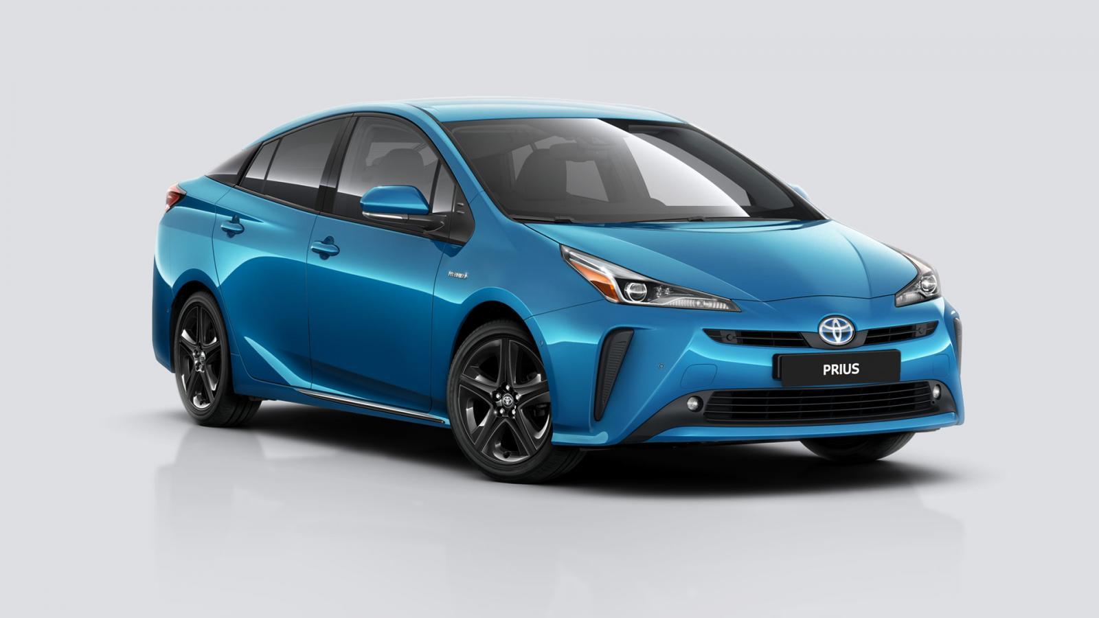 El Toyota Prius logró buenos resultados en el estudio de INSIA